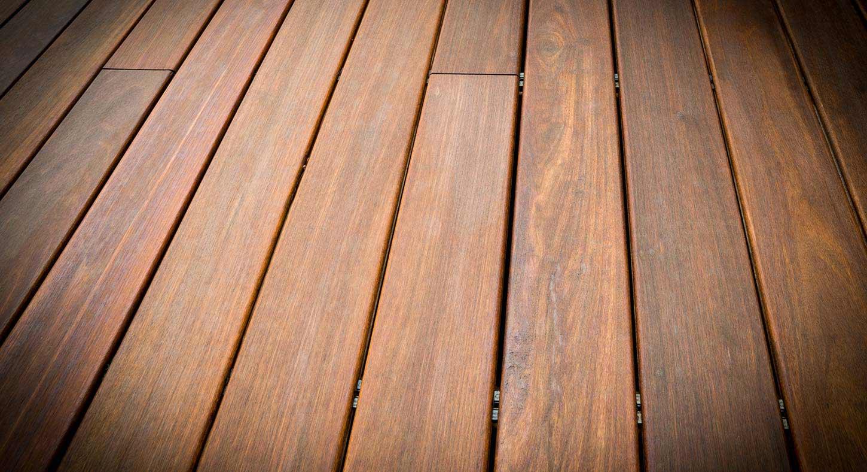 Mat riaux de finition de patio terrasse pur patio for Recouvrement de patio en bois