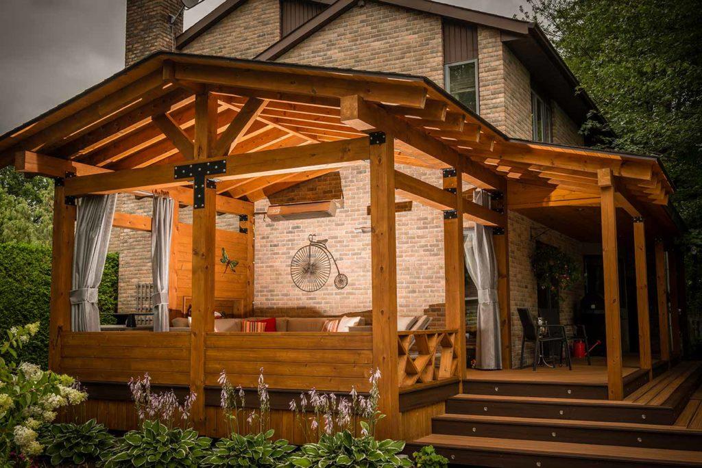 modele de veranda en bois top vranda bois srie agatha. Black Bedroom Furniture Sets. Home Design Ideas