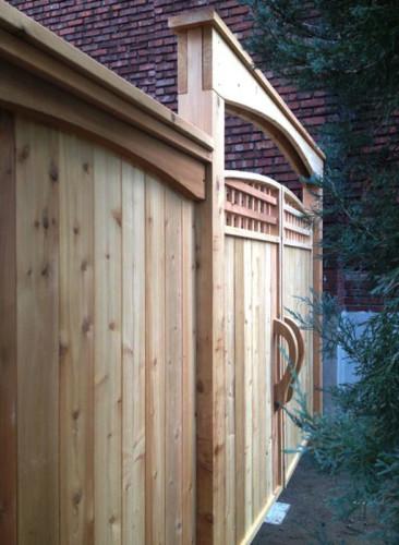 construction de clôture