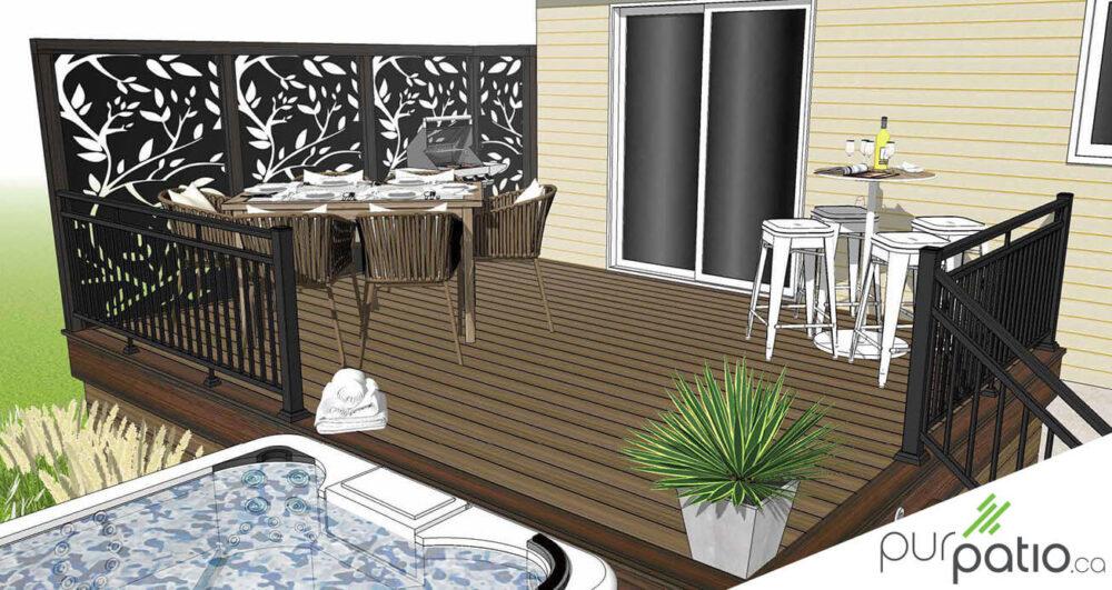 patio de spa mirabel