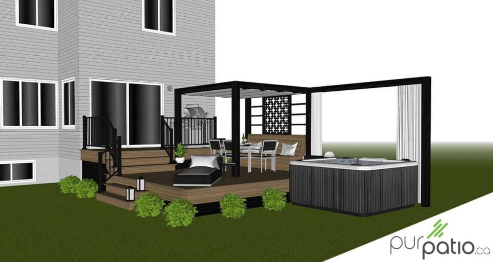 patio 12x12 st-jerome