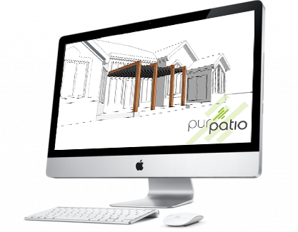 design de patio é3d sur imac