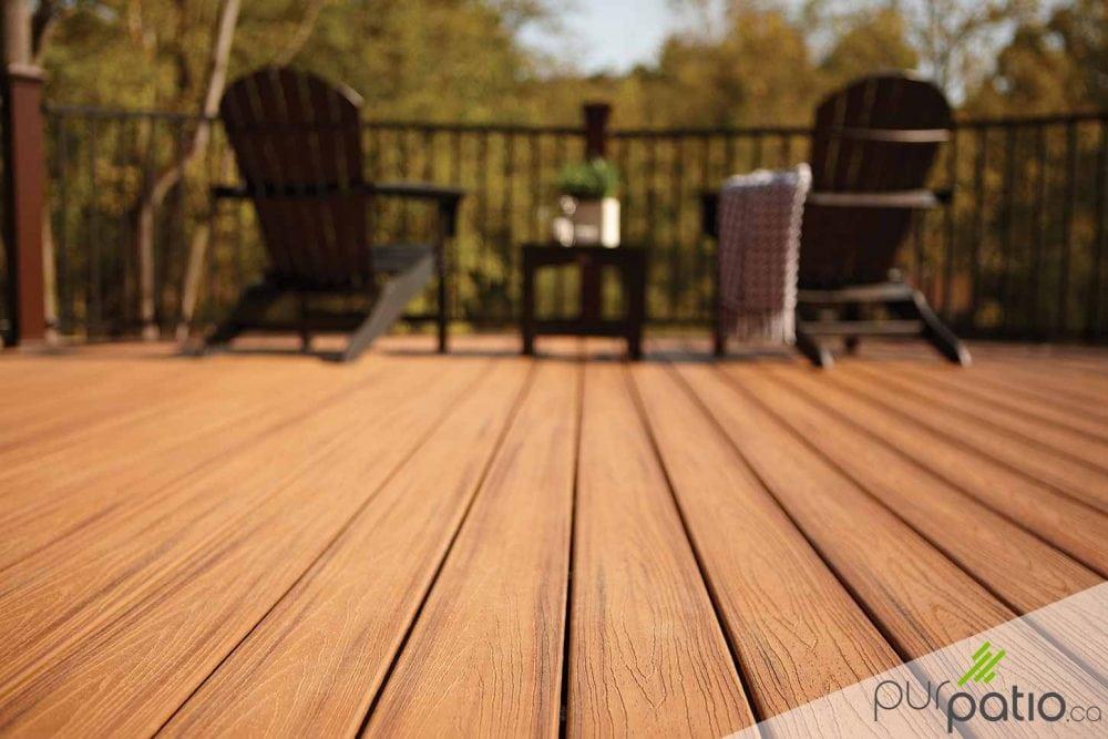 patio plancher