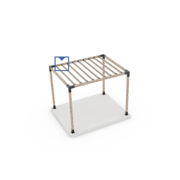 supports solives latéraux 2x4 lifestyle