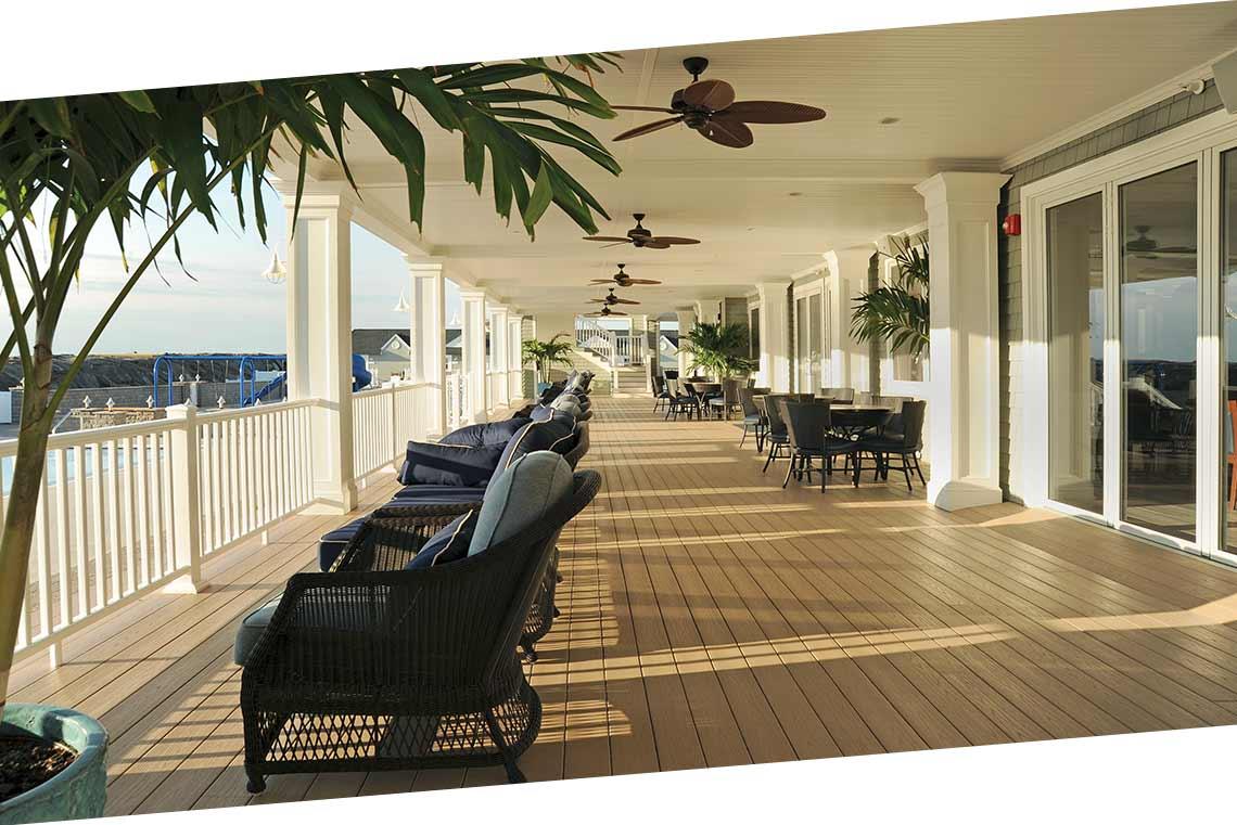 patio composite lifestyle