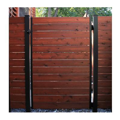 kit porte clôture