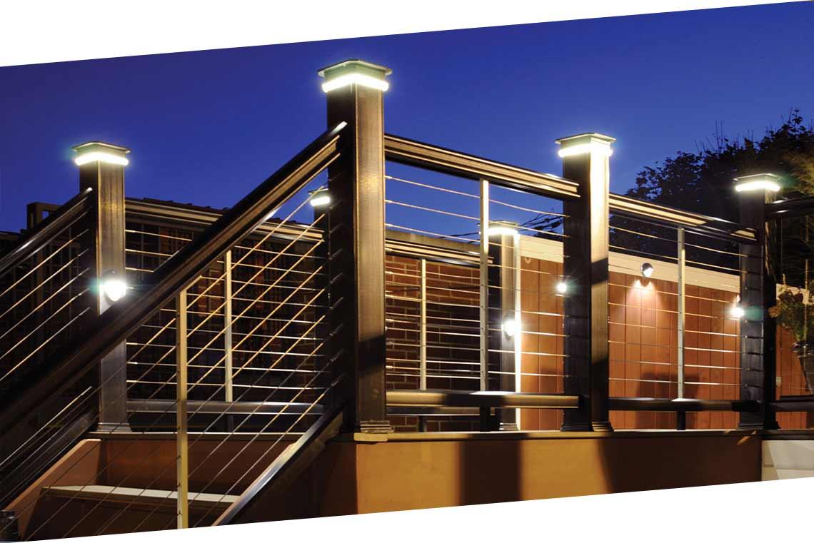 patio rampe composite