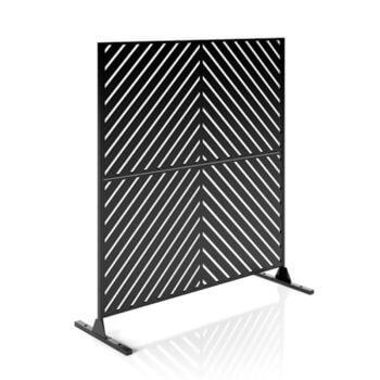 arrow 2 panels black