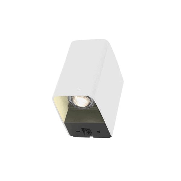 éclairage extérieur ace down blanc