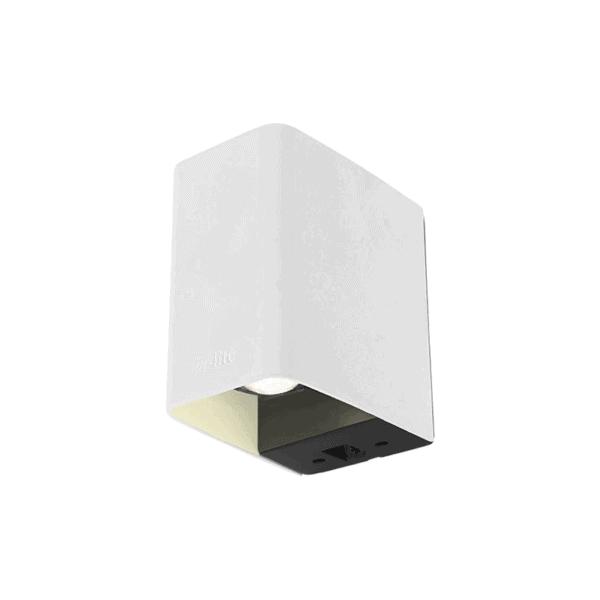 éclairage extérieur ace down blanc 2