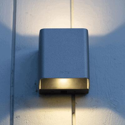éclairage extérieur ace up-down 100-230V lifestyle