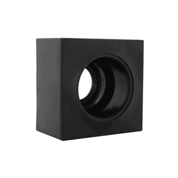 éclairage extérieur box 1 noir