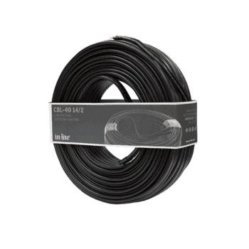 éclairage extérieur câble 40