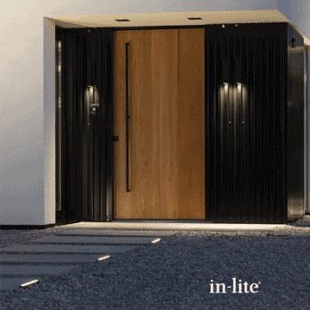 éclairage extérieur evo down 100-230v lifestyle