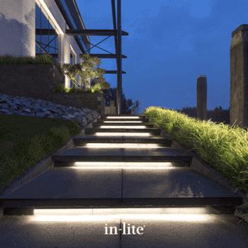 eclairage exterieur evo hyde 550 dark lifestyle