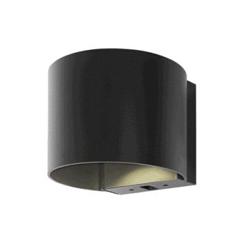 éclairage extérieur halo down dark 100-230v