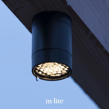 éclairage extérieur mini scope ceiling