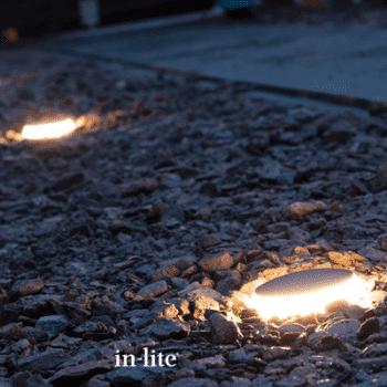 éclairage extérieur puck lifestyle