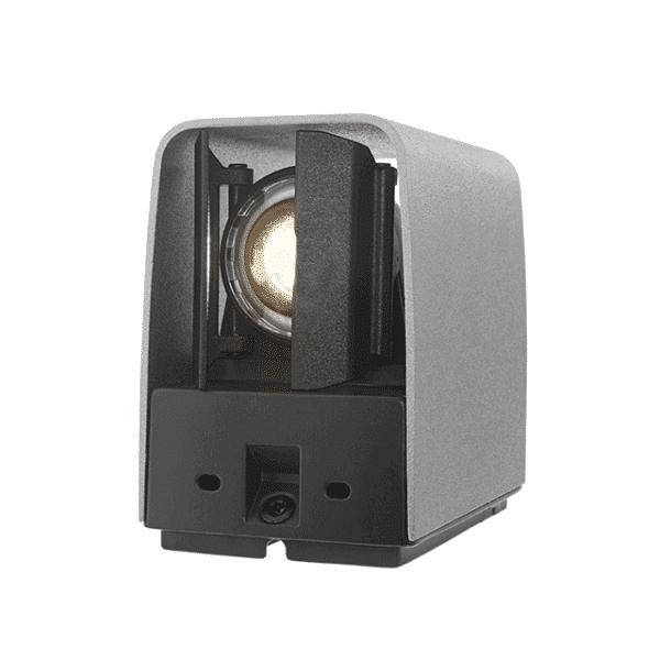 éclairage extérieur ajusteur angle shutter 1