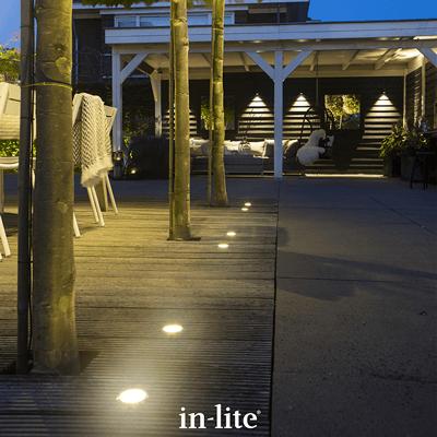 lifestyle éclairage extérieur big flux