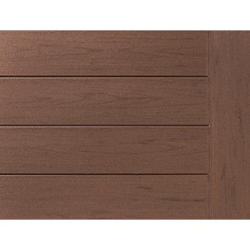 timbertech terrain brown oak