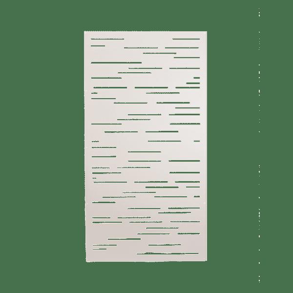panneau intimite dash blanc