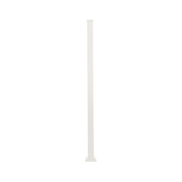 poteau ecran intimite hideaway blanc