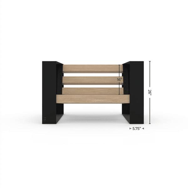 ensemble chaise de patio