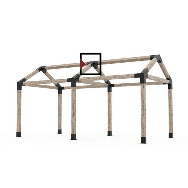 support quad peak 30 6x6 lifestyle
