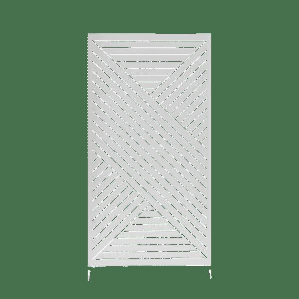 panneau hexx blanc