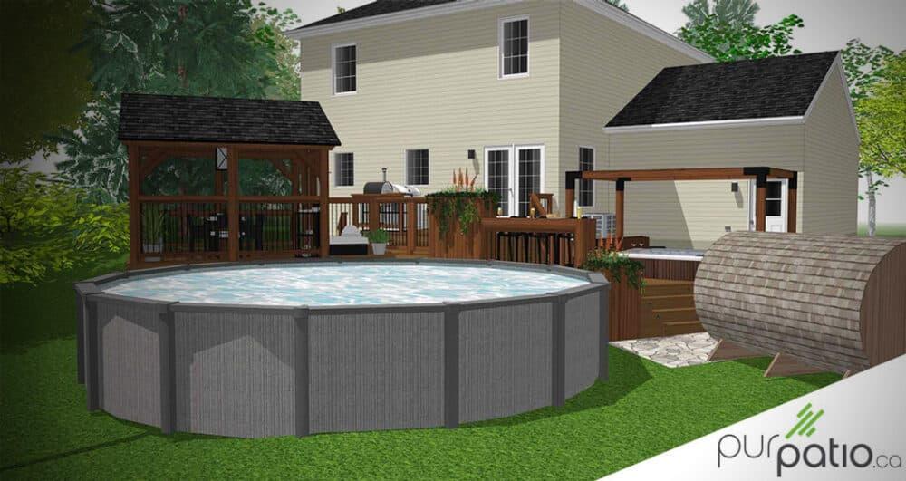 patio piscine gazebo chelsea